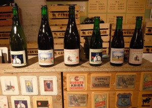 Cantillon offers several Lambic beers.