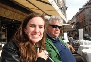 Rome coffee bar